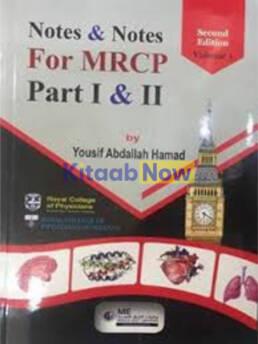 Notes & Notes For Mrcp Part I & Ii, 3-Vols Set