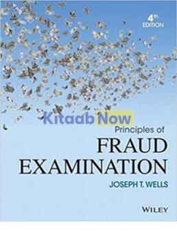 Principle Of Fraud Examination