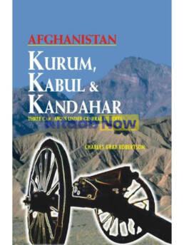 Afghanistan: Kurum Kabul And Kandahar