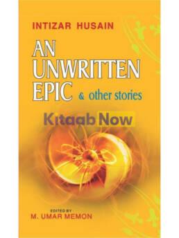 An Unwritten Epic