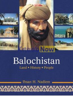 Balochistan Land History People
